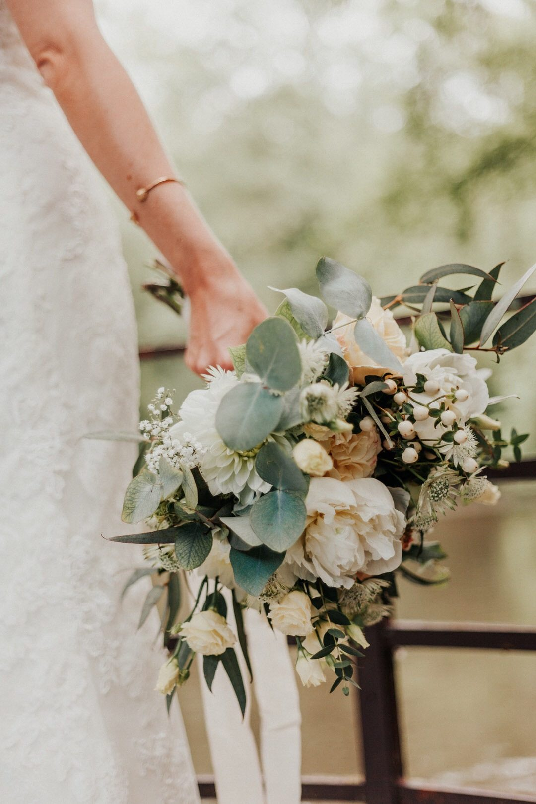 Boho-Style Hochzeitsstrauß für Hochzeit in Limburg-Weilburg
