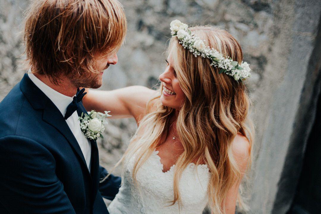 Hochzeitsshooting mit Boho-Paar in der Altstadt