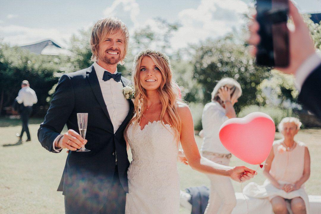 Wunderschöne Hochzeit im Boho-Stil in der Limburger Altstadt