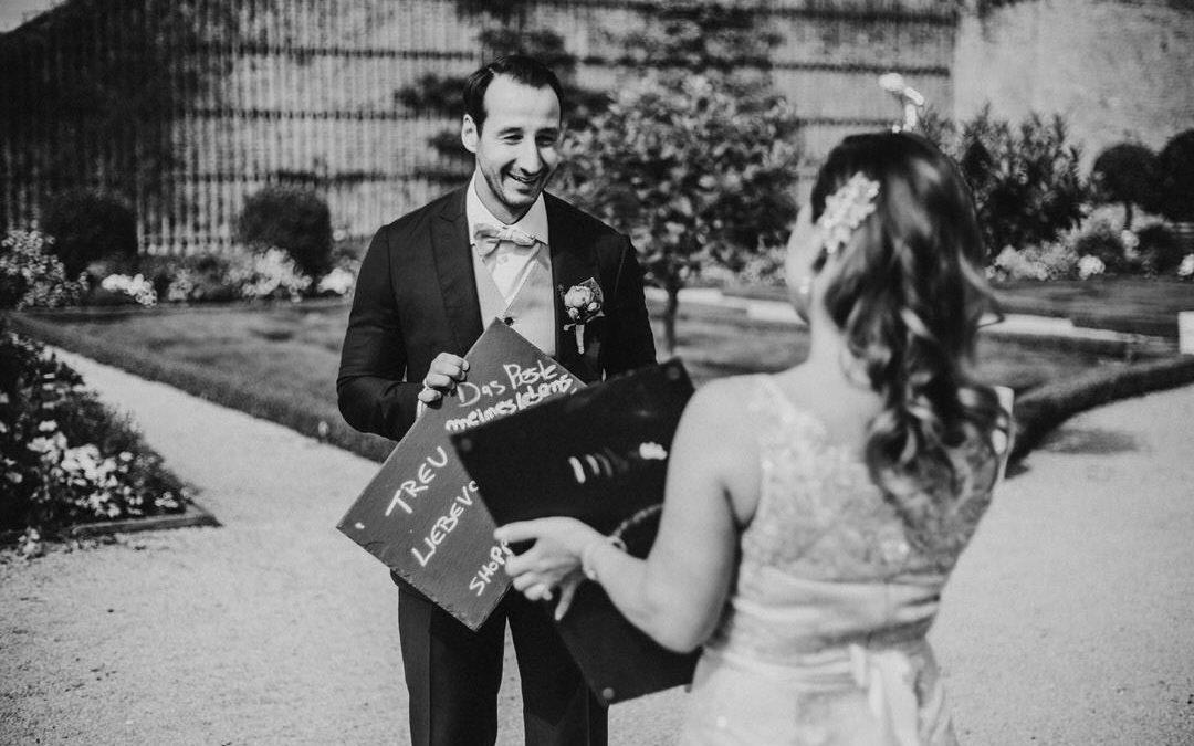 Civil Vintagewedding with a surprise – Weilburger Schloss