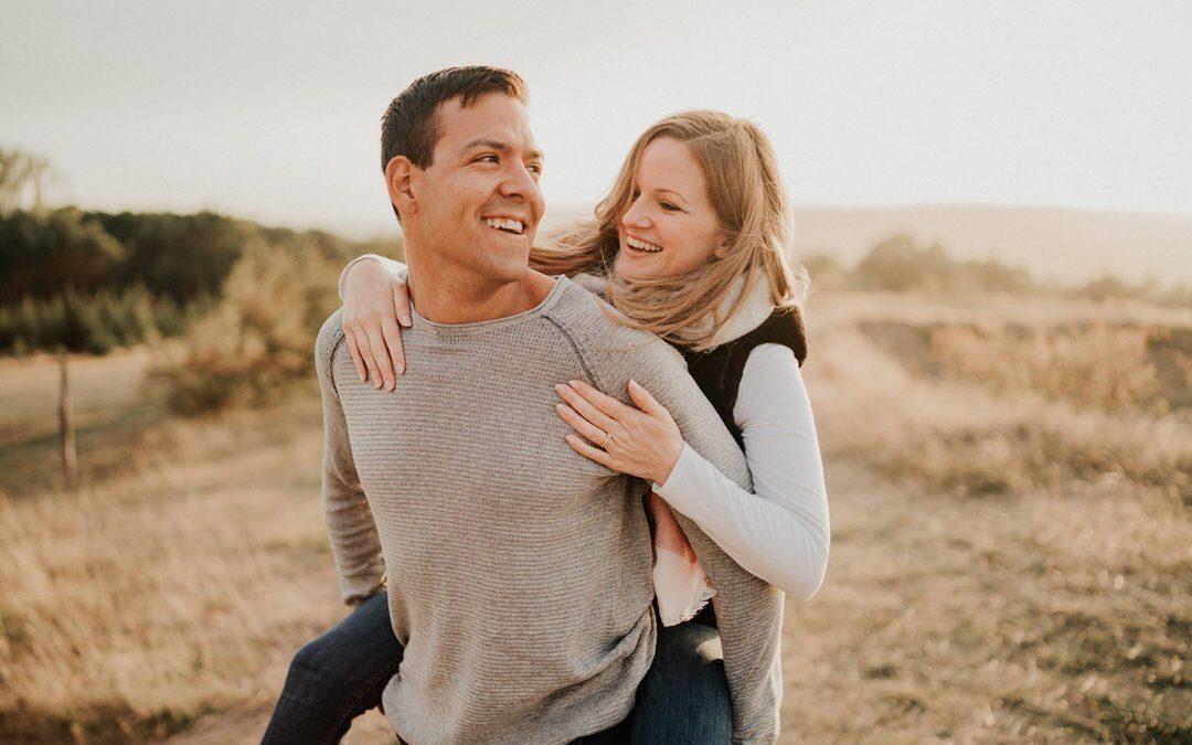 Besonderes Engagement Paarshooting im Herbst – Limburg