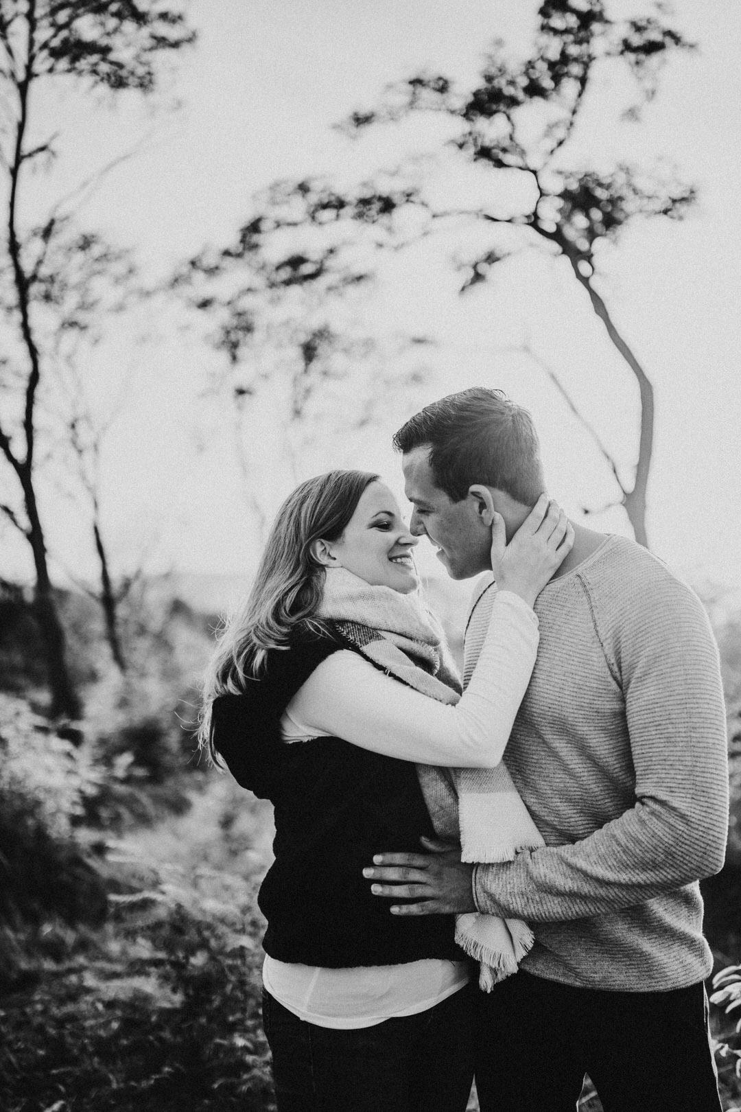 Besonders wichtig ist für Paarshootings, dass die Paare Spaß bei der Sache haben, nur so entstehen meiner Erfahrung nach Fotografien, an denen man für immer Freude hat.