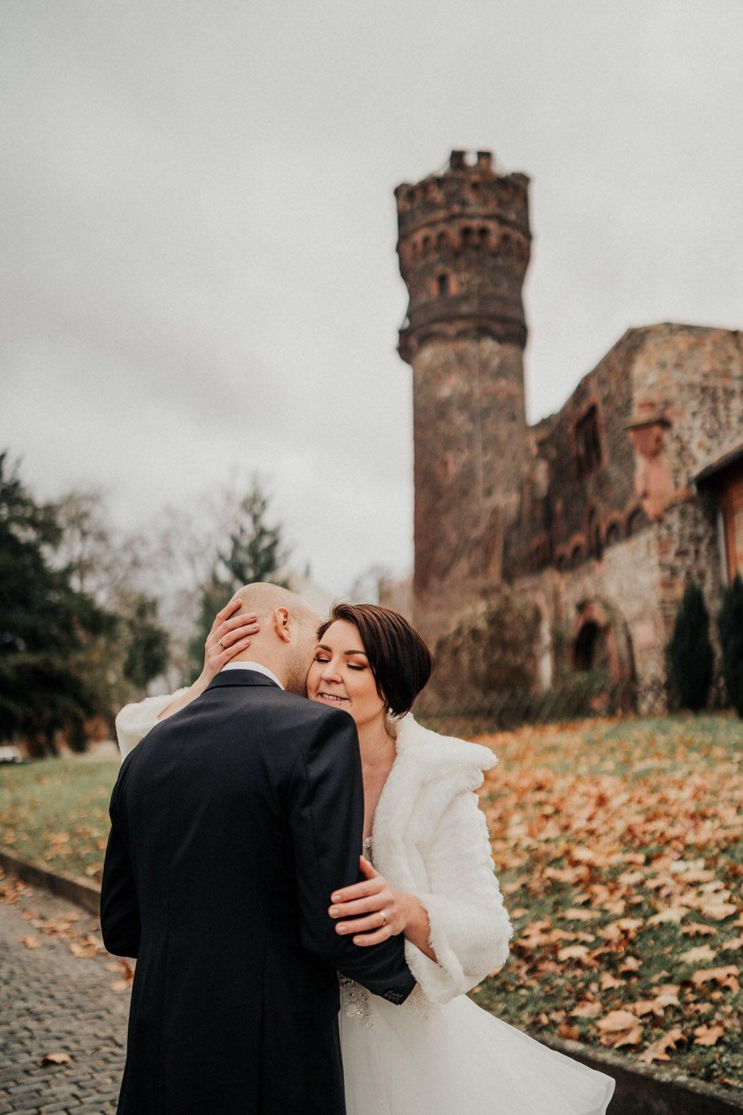 Game of Thrones Thema für Hochzeit bei Burgruine in Wiesbaden