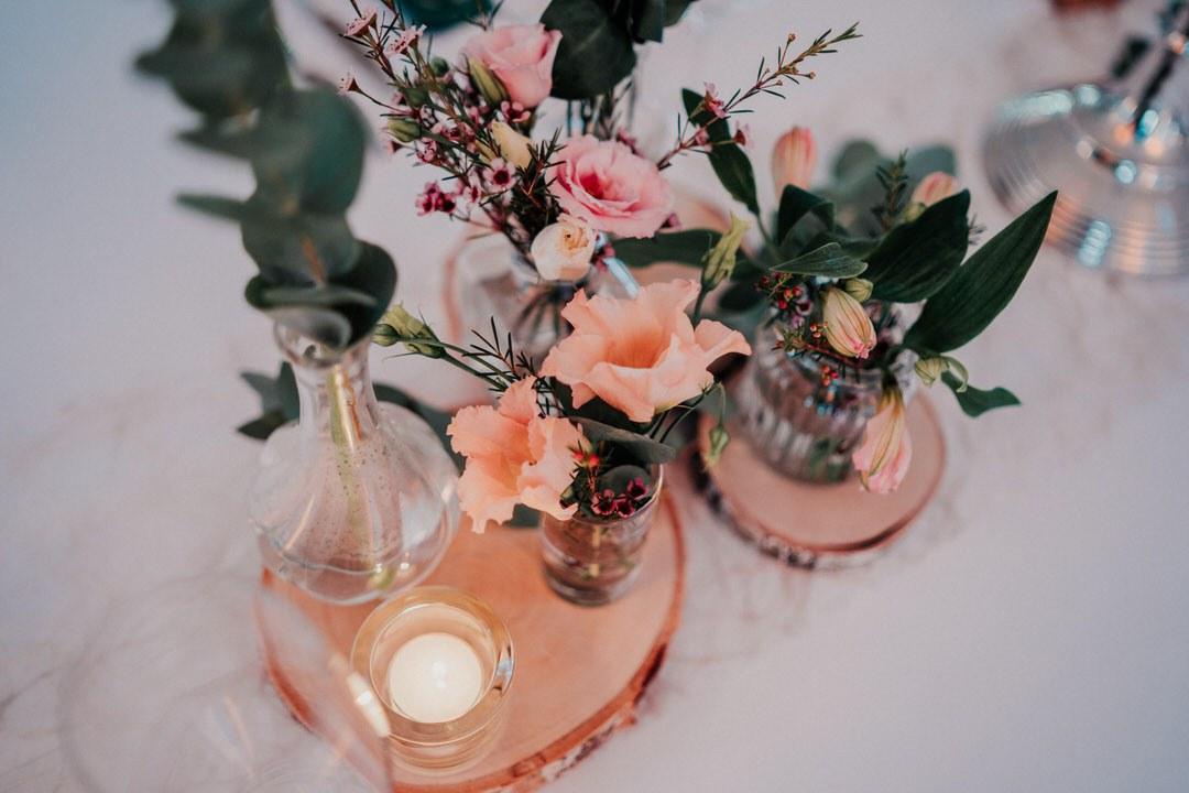 Hochzeitsblumen für eine Winterhochzeit in Wiesbaden