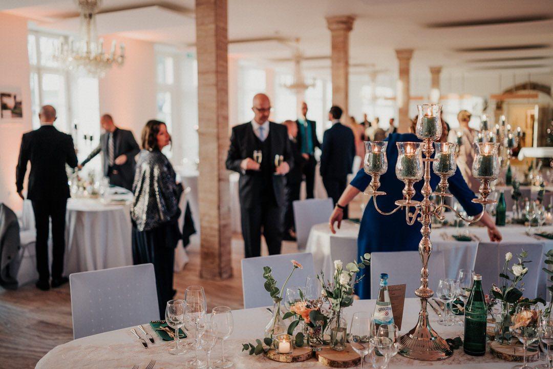 Hochzeitslocations für Winterhochzeiten in Hessen