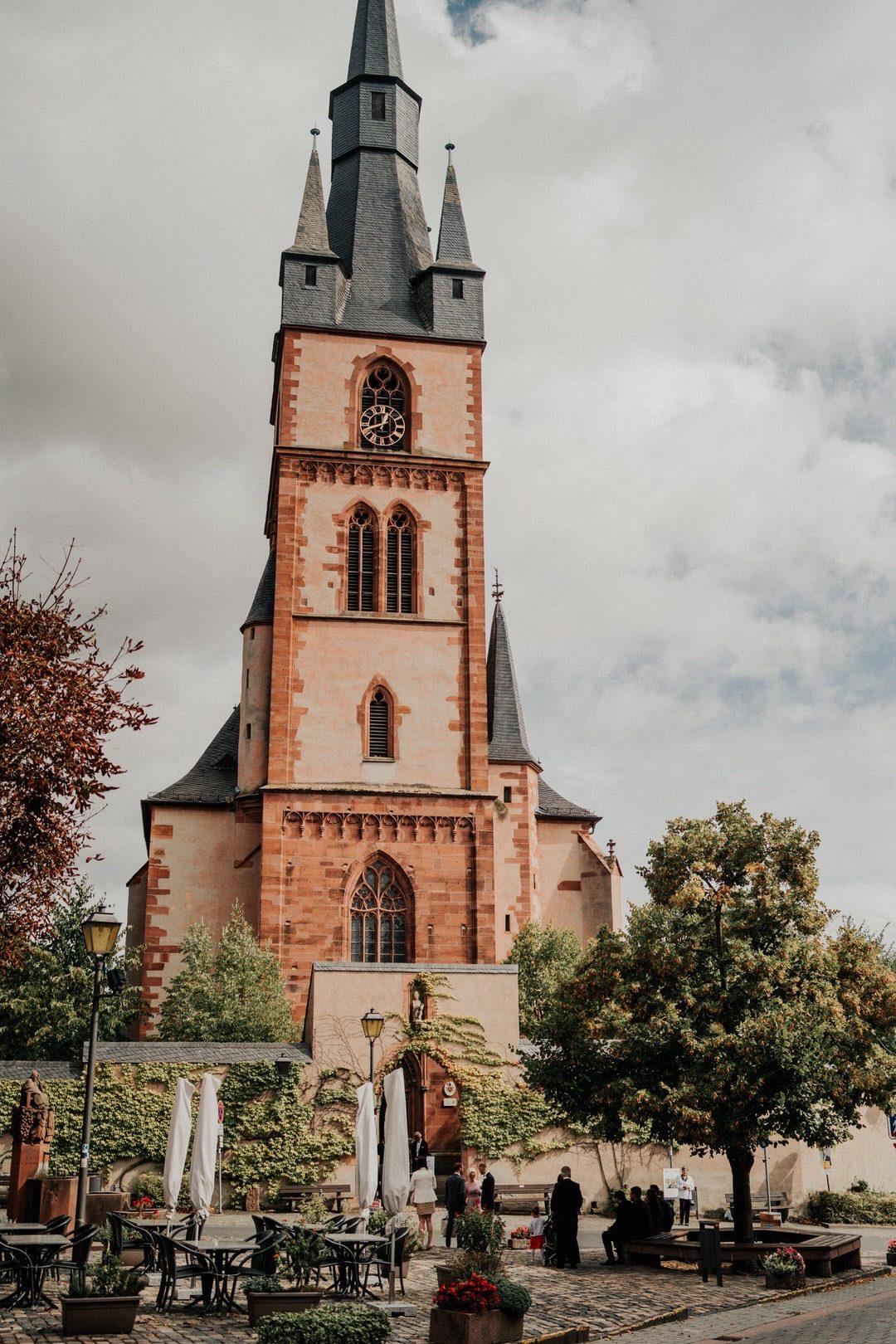 Kirchliche Trauung, Hochzeitsfotograf in Wiesbaden