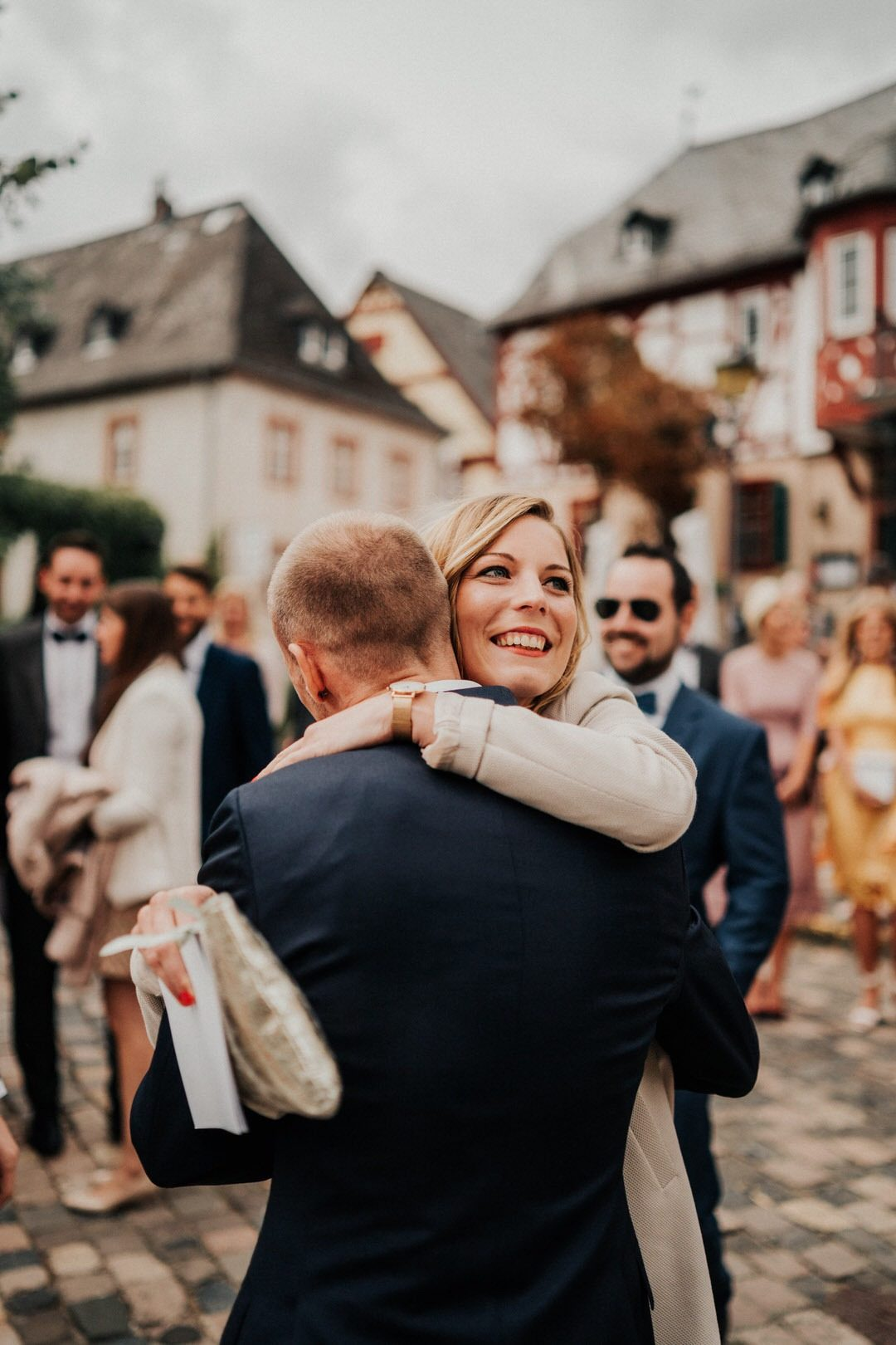Bohohochzeit in der Vintage-Hochzeitslocation Jagdschloss Platte in der Nähe von Wiesbaden und Mainz