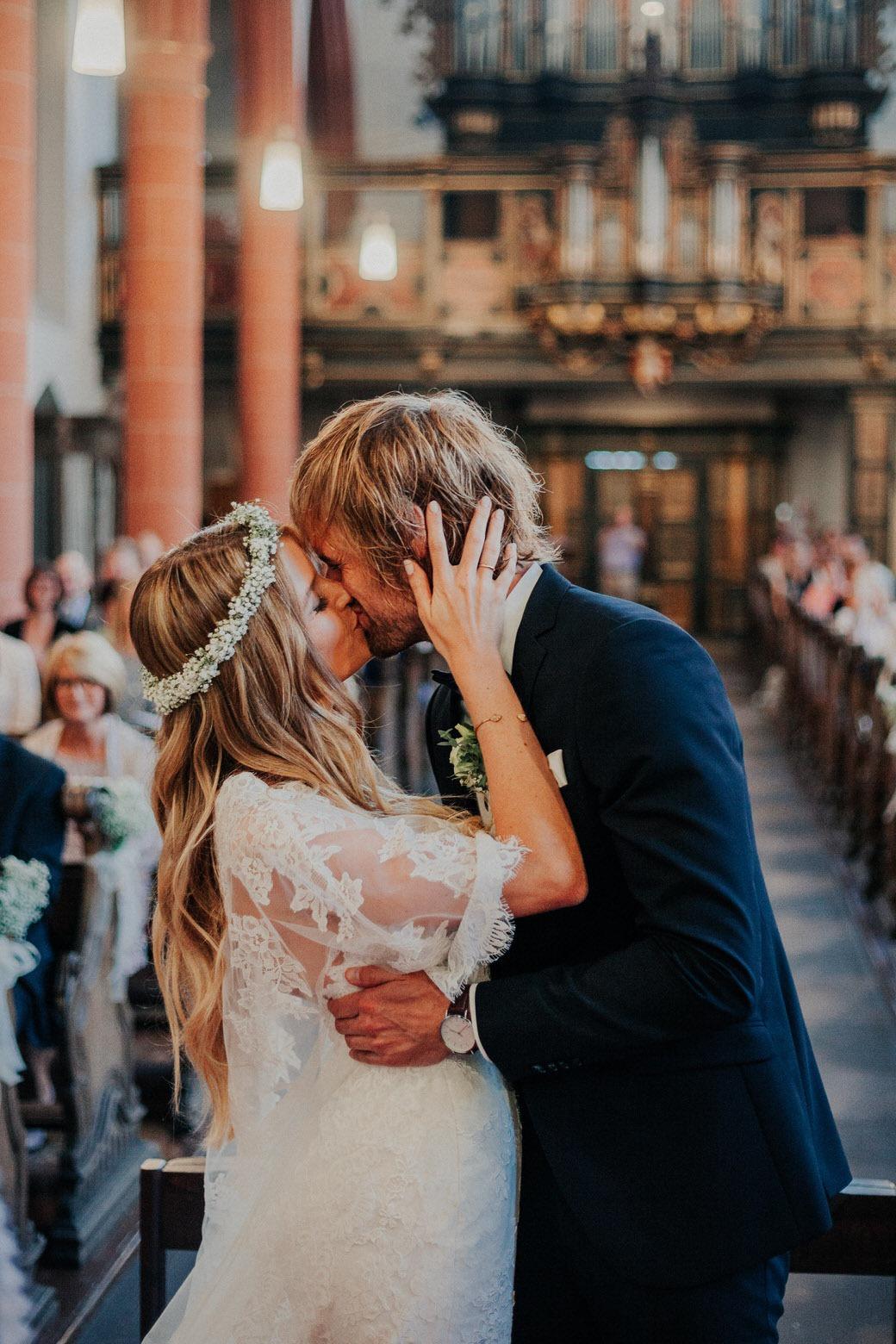 Hochzeit im Limburger Dom