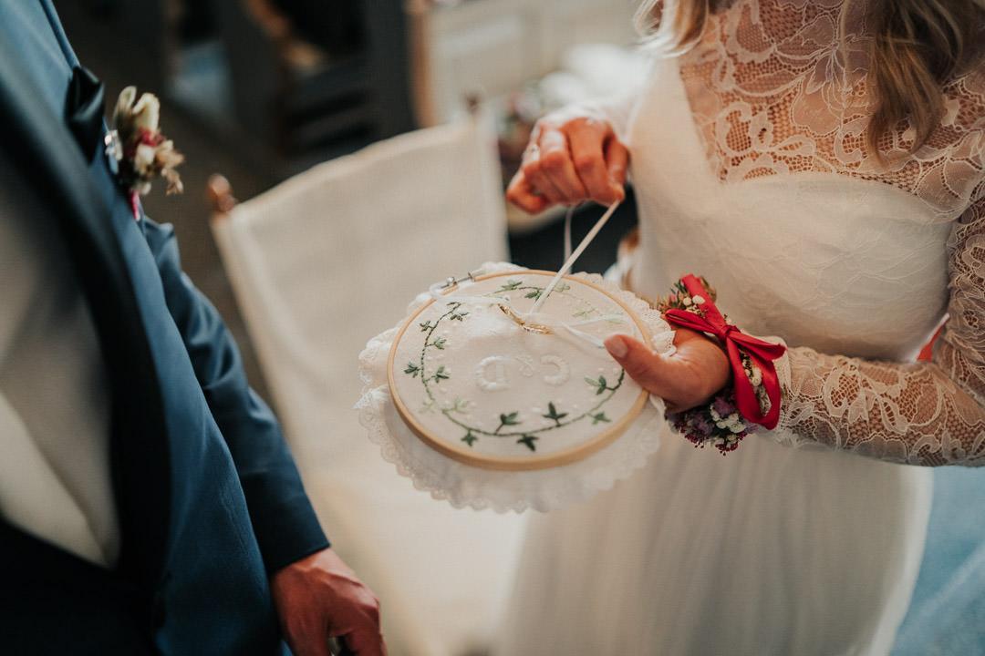 Braut Getting Ready für Hochzeit in Wiesbaden, Hotel Oranien