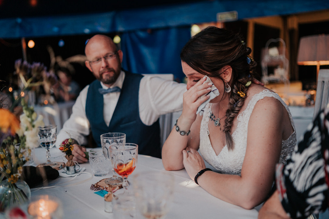 Emotionale Hochzeitsmomente